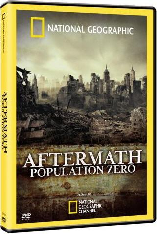 AFTERMATH:POPULATION ZERO BY CATHEY,REG E. (DVD)