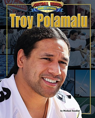 Troy Polamalu By Sandler, Michael